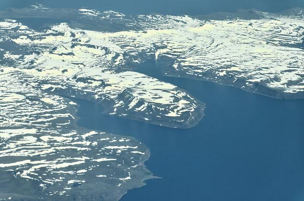 Jökulfirdir, NW-Fjords