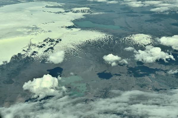 Langjökull, Hvitarvatn