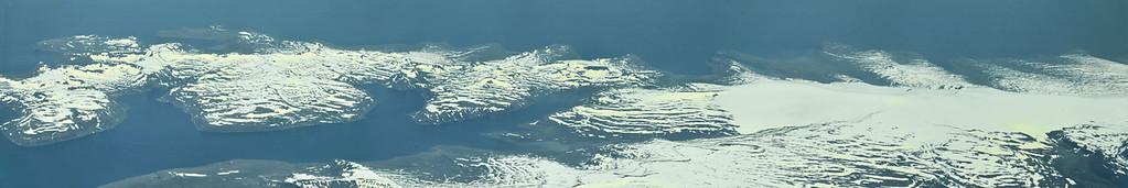 Jökulfirdir and Drangajökull, NW-Fjords