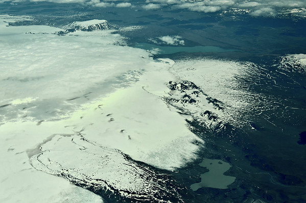 Langjökull, Hvitarvatn, Hagavatn