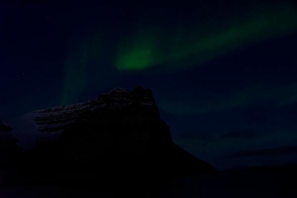 Aurora Borealis at Gipsvika