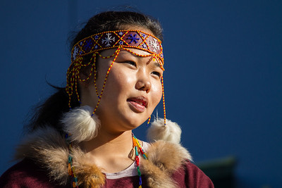 Chukchi girl - Russian Far East