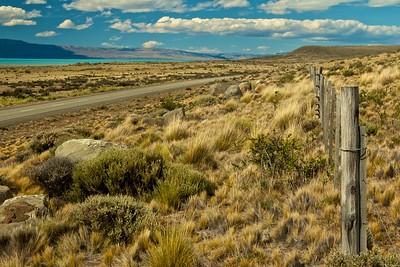 Lago Argentino area