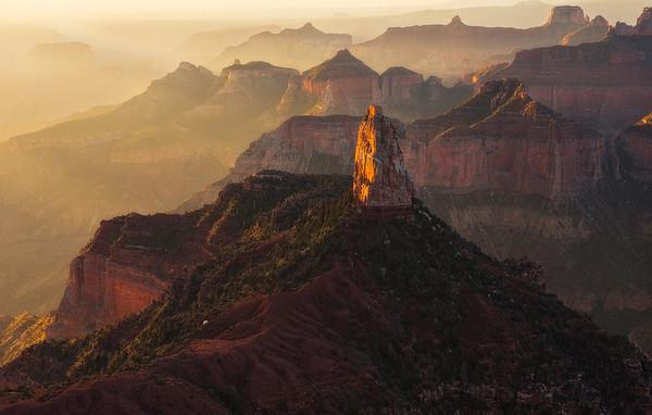 """""""Mt. Hayden Glow"""""""