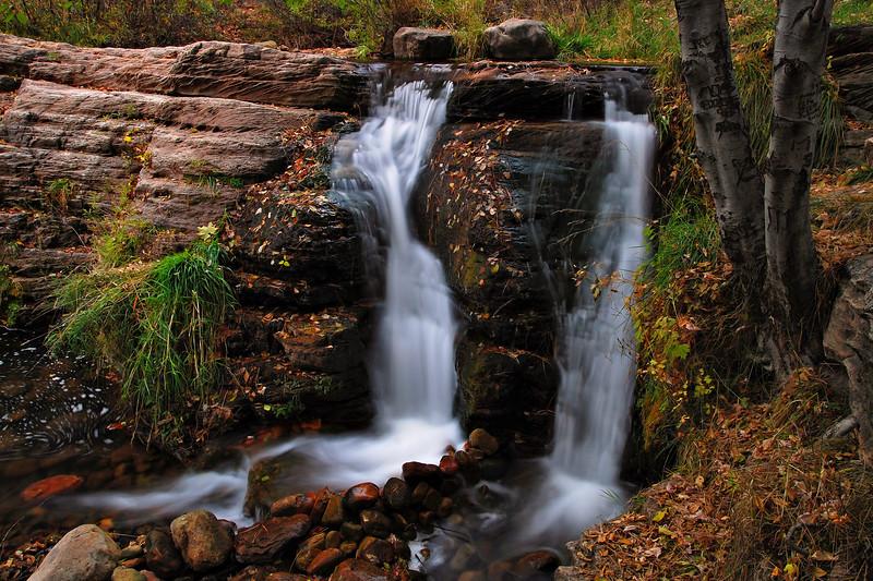Tonto Creek: Fall