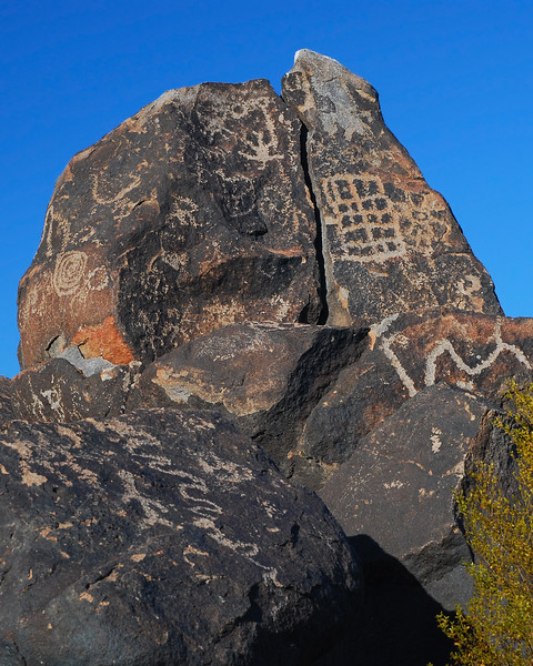 Painted Rock Petroglyph Site, Arizona