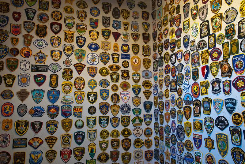 Police Badges <br /> Jerome, Arizona