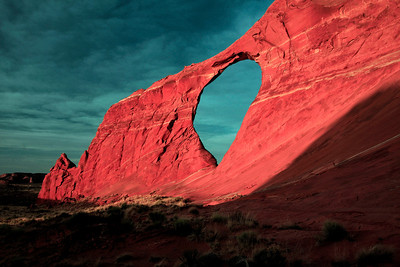 The Heart Of Stone (Hope Arch)