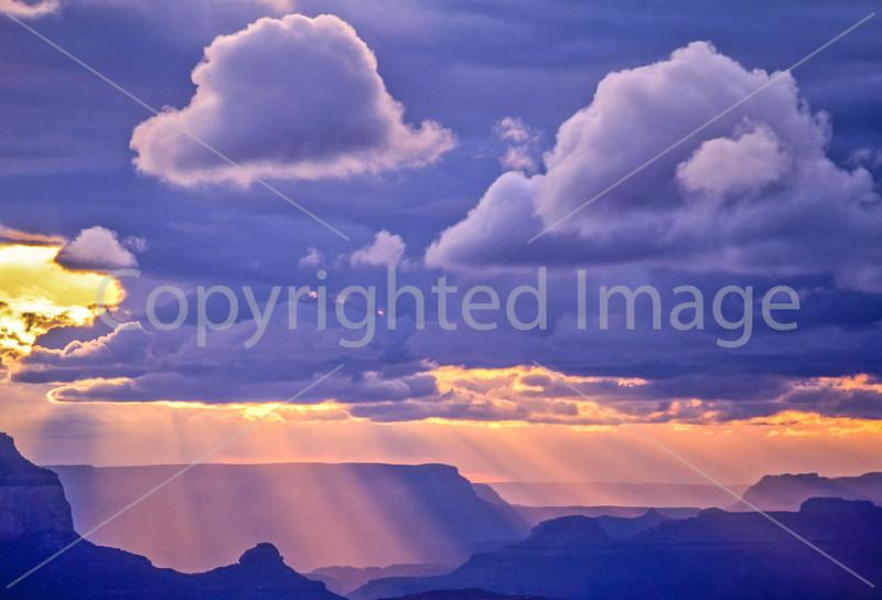 South Rim of Grand Canyon, Arizona - 14 - 72 ppi