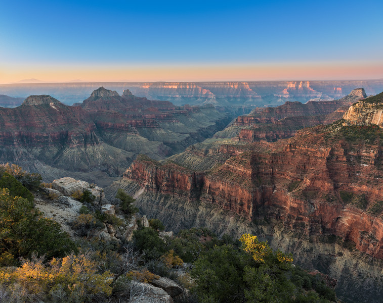 North Rim of the Grand Canyon, Arizona