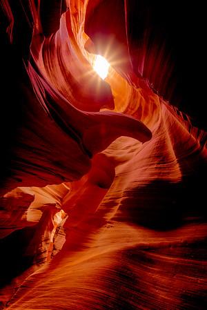Secret Cayon Flare