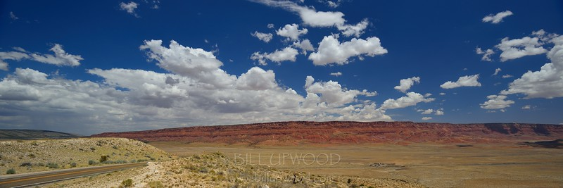 Route 89A and the Vermillion Cliffs