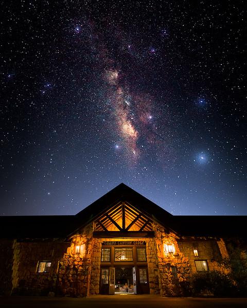 A Grand Galaxy