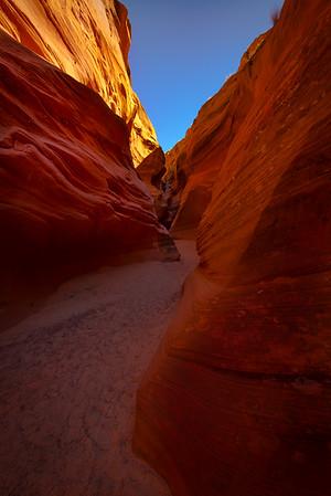 Water Hole Canyon