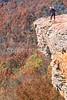 Hawksbill Crag - biker - 72 ppi