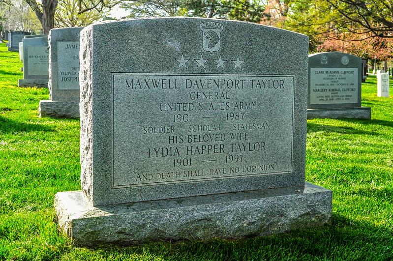 Maxwell Davenport Taylor
