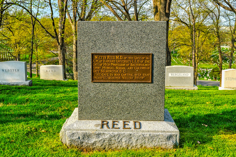 Walter Reed, MD