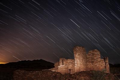 Lomaki Ruins, Wupatki National Monument, AZ