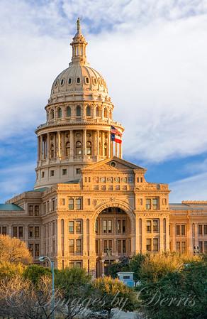 State Capital in Austin