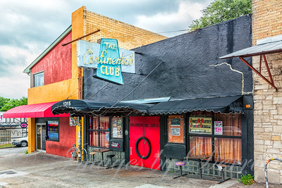 The Continental Club on South Congress Ave