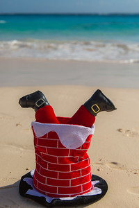 christmas on elbow beach