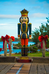 nutcracker on guard
