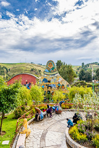 Scenes from the Huancayo city