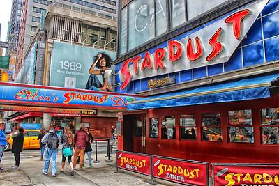 Ellen's Stardust Diner, Manhatten NYC