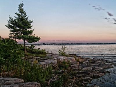 Sunrise on Prospect Point