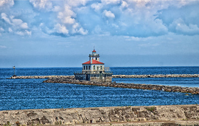 Port of Oswego Lighthouse