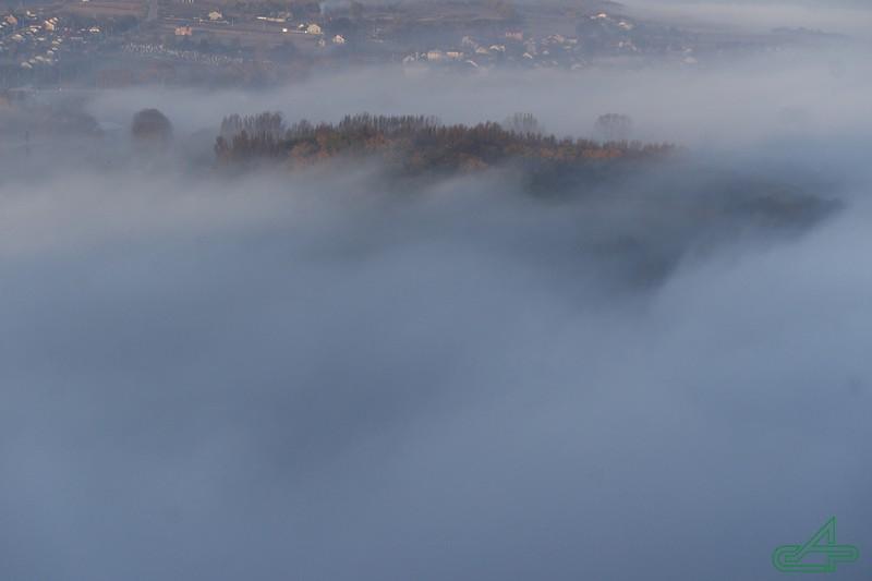 2018, жовтень, 18.  Туман