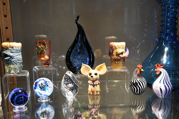 Beautiful Art Glass of all kinds
