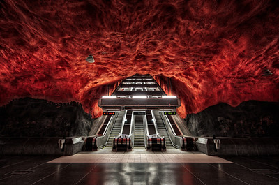 Belly Of The Beast || Stockholm Sweden