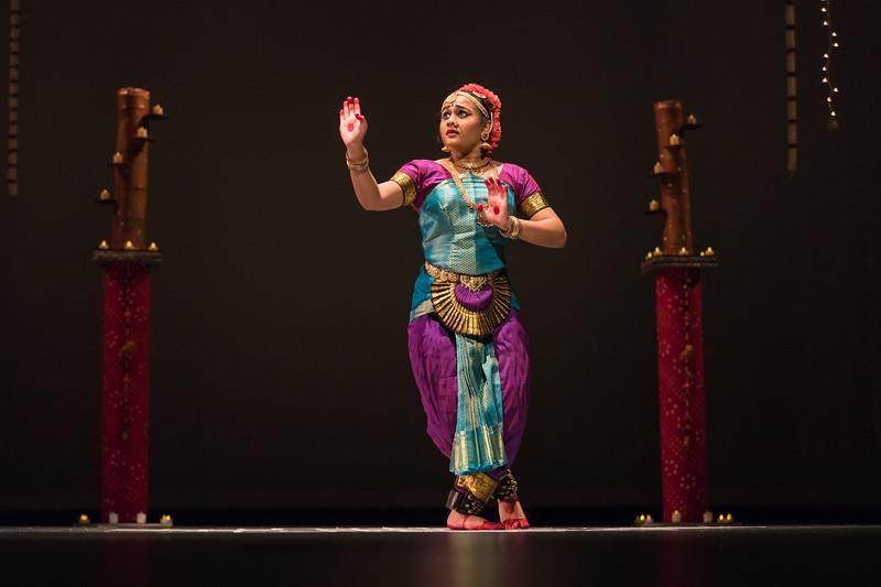 Bharatnatyam Arangetram of Nisha Mistry