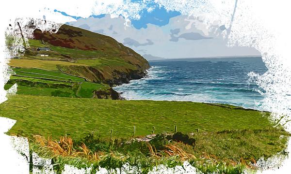 Ireland Coast #1