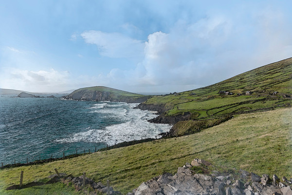 Dingle Peninsula Watercolor