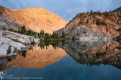 Stillness - Island Lake, White Cloud Mountains