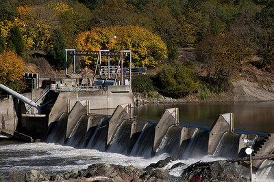Page 27 - The Savage Rapids Dam is slated to be removed in 2008.