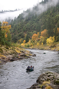 """Page 29 - Fishing for """"half pounders"""" below Grants Pass."""