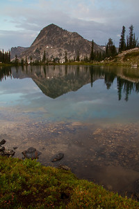 Mount Everly reflection