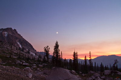 Flytrip Basin sunset