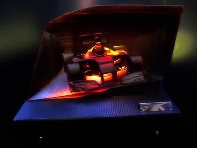 Crystal Formula One
