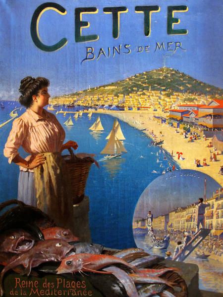 CETTE - Bains de Mer
