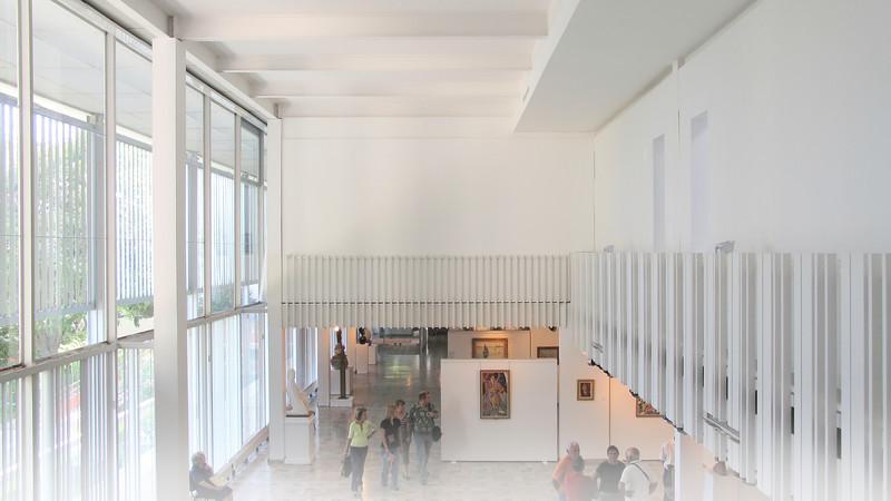 Musée Paul Valéry, Sète.
