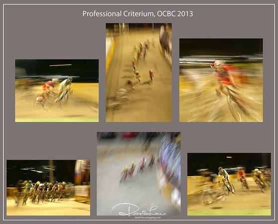 Professional Criterium, OCBC 2013