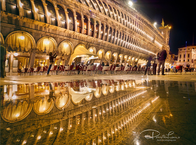 My art - The ethereal beauty of St Mark's Square
