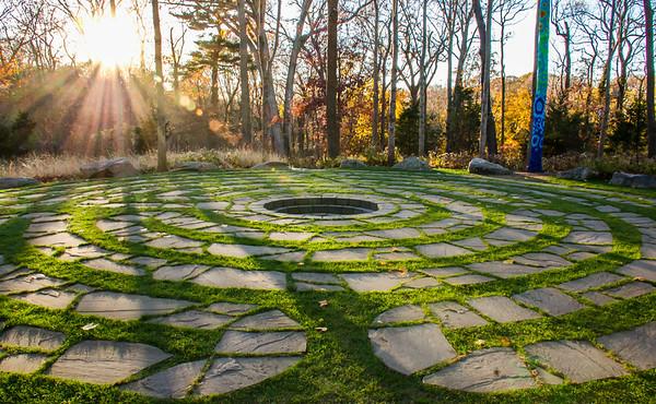 Acorn Labyrinth