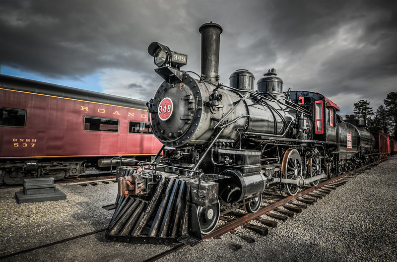 """American Locomotive"""