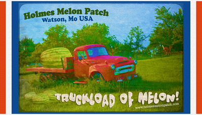 Truckload of Melon!