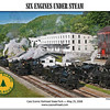 Information sheet made by WV State parks to further improve the publics knowledge of geared steam locomotives. On back each locomotive is described.